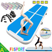 10-40ft 8inch Inflatable Air Track Tumbling Floor Gymnastics Yoga Mat Gym+pump