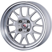 Crimson Rs St Air 15x6.5j +35 White Set Of 4 For Scion Xb 2003-2006 From Japan