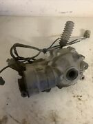Suzuki King Quad 750 700 Efi 4x4 Front Differential Chunk Diff With Actuator 4wd