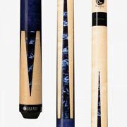 Lucasi Lzc16 Custom Pool Cue Uniloc Joint Tiger Tip Brand New Free Shipping