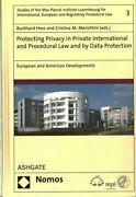 Protecting Privacy In Private International And Procedural Law ... 9781472473301