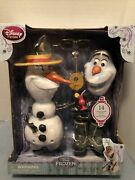 Disney Store Frozen Mix'em Up Olaf The Snowman Pull Apart And Change - New