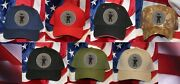 Operation Iraqi Freedom Veteran Hat Patch Cap Us Army Marines Navy Air Force