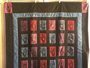Amish Style Quilt Loving Hands Make Warm Quilts 42 X 36
