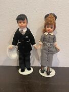 I Love Lucy Lucy And Ricky Madame Alexander Dolls Pair