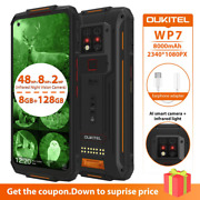 Oukitel Wp7 8gb 128gb 8000mah 6.53and039and039 Infrared Night Vision Mobile Phone Octa Co