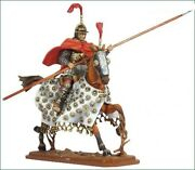 Tin Toy Soldiers Elite Painted 54 Mm Roman Imperial Army, Ii C. Ad