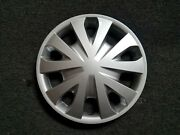 1 Brand New 2012 13 14 15 16 17 18 2019 Versa 15 Hubcap Wheel Cover 53087 X