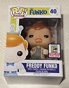 Funko Pop 2015 Sdcc 40 Freddy The Dude 1/96 And 81 The Dude-big Lebowski Mint