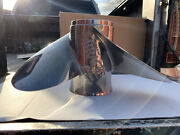 Quick Silver Propeller Mirage Plus D15.5 P17 48-90159a45 Counter Ss
