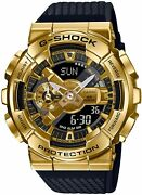 Casio G-shock Gm-110g-1a9jf wristwatch Mens Metal Covered