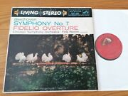 Beethoven / F.reiner Cond. Us Lp Rca Lsc-1991 Stereo Ex