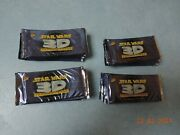 Topps 3di Widevision Star Wars Trading Cards Factory Sealed 47 Packs