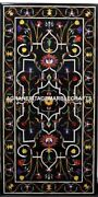 Marble Dining Side Table Top Stone Inlay Pietra Dura Outdoor Patio Decor H1383
