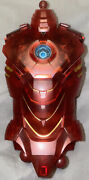 Hot Toys Mms568 Marvel Iron Man Mark Iv Holographic Exclusive Disney Torso Only
