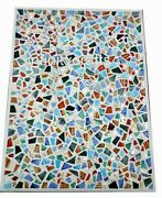 36 X 48 Inches Modern Design Inlaid White Hallway Table Home Decor Coffee Table
