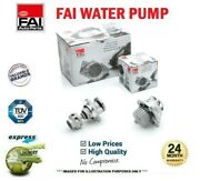 Fai Water Pump For Nissan Patrol Gr Closed Off-road Vehicle 3.0 Dti 2000-on