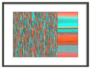 Interplay Of Warm And Cool 1, 15x20, Framed Fine Art Print