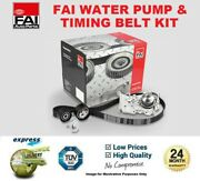 Fai Water Pump And Timing Belt Kit For Dacia Duster 1.5 Dci 2010-2018