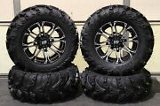 Can Am Renegade 1000 27 Mud Lite Ii 14 Hd3 M Atv Tire And Wheel Kit Can1ca