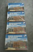 Cornerstone By Walthers 12 Stall Roundhouse 2900 And 2901 Ho Gauge Nib