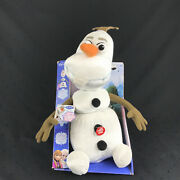 Disney Frozen Olaf Pull Me Apart And Talk 14'' Plush Toy