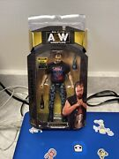 Jazwares Aew Unrivaled 17 Rare Jon Moxley 1/500 Chase Series 2 Figure Wrestling
