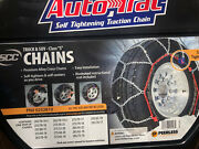 Peerless Truck And Suv Tires Chains - 1 Pair - 0232810 Self Tightening Traction
