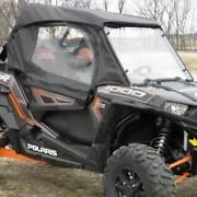 Polaris Rzr 900 / Xp 1000 Full Enclosure With Lexan Windshield By Gcl