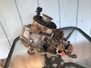 Intek Edge Ohv 6.5hp I/c Briggs And Stratton Engine Lawn Mower For Parts