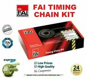 Fai Timing Chain Kit For Iveco Daily Iv 40c14 V 40c14 V/p 2007-2011