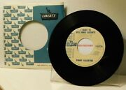 I Want To Kiss Ringo Goodbye Promo 45 Liberty By Penny Valentine Store Stock M