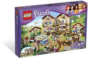Lego 3185 Friends Summer Riding Camp 1112 Pieces Brand New Sealed Retired Rare