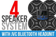 Ssv Works 4 Speaker Plug And Play Kit With Jvc Mr1 Receiver