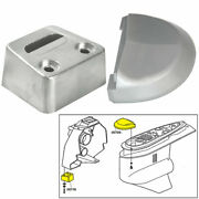 Tecnoseal Anode Kit W/hardware - For Volvo Sx - Magnesium