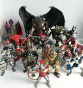 Medieval Knights Horses Dragons Multi Listing Choose From List Elc Papo Schleich