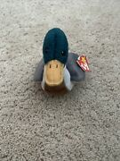 Rare Ty Beanie Baby Jake The Mallard. With Different Tag Years Stamp 425