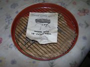 Vintage 18 Structo Model 3070 Bbq Grill With Folding Legs Nos Circa 1960and039s-