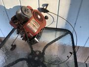 Briggs And Stratton 4 Hp Vertical Engine Vintage I/c Industrial Commercial 187cc