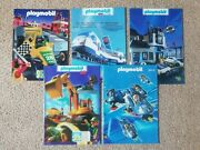Old Playmobil Catologues