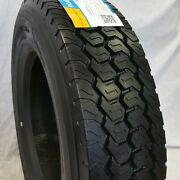 6-tires 255/70r22.5 Road Crew Dt320 New Heavy Duty Tires 16 Ply 255 70 22.5