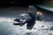 Star Citizen - Standalone Ship - Hull E - Limited Edition - Misc