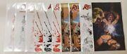 Red Sonja 2021 24 Lot - Linsner Miracolo Castro Stott Lee - Dynamite