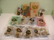 Applause Lot Of 11 Unique Taco Bell Talking Chihuahua Dog 6 Plush Sealed New