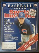 Kerry Wood 2004 Mlb Preview Spirts Illustrated