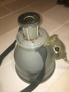 Price Lowered 1944 Rare Vintage Navy Electric Megaphone Mx-100a
