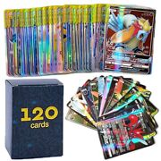 200pcs Pokemons Gx Cards Shining Card Vmax Tag Team Game Battle Best Selling