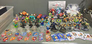 Mega Lot-disney Infinity, 41 Characters, 6 Worlds 40 Discs, And 21 Cards Xbox 360