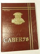Hyles-anderson College Caber 1978 Yearbook Vol. Vi Indiana Bruce Johnson