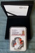 2020 Uk Music Legends David Bowie 1oz Silver Proof Ngc Pf70 Uc First Releases